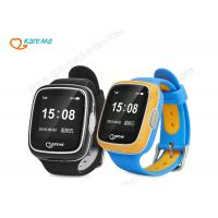 Wholesale Safety Child Locator Watch With Micro SIM Slot , Support Drop Off Detective from china suppliers