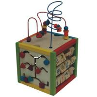 Wholesale Wooden play cube, play cube game from china suppliers