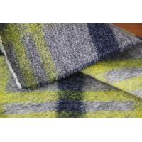 Wholesale Morden Designer Wool Tweed Upholstery Fabric , Soft Hand Feel Petite Wool Coating Fabric from china suppliers