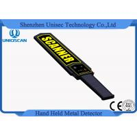 Wholesale Portable Super Scanner Hand Held Metal Detector MD3003B1 For Airport from china suppliers