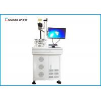 Wholesale 4 - 8 Position Adjustable Shift  Metal Laser Marking Machine 0.001mm Working Accuracy from china suppliers