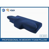 Wholesale Sleep Innovations Curved Memory Foam Pillow Preventing Arm Numbness Memory Foam Back Pillow from china suppliers