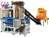 Buy cheap Concrete interlocking block machine from wholesalers