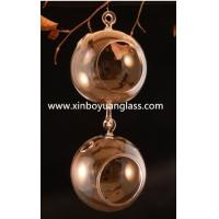 Wholesale Hinterland Double Hook Glass Globe candle Holder from china suppliers