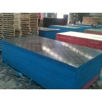 Wholesale WBP Black / Brown Film Faced Plywood for Construction Timber , Marine Grade from china suppliers