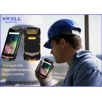 Wholesale V1 4g 3g cdma gsm dual sim lte smartphone NFC 1D 2D barcode scanner from china suppliers