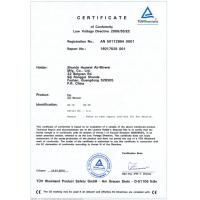 Guangzhou Asia Inflatable Firm Certifications