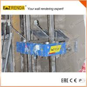 Wholesale Concrete Sprayer Machine 110Kg Gypsum Plaster Machine In Blue Colour from china suppliers