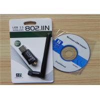 Wholesale 150Mbps USB Wifi Adapter ,  RTL8188EUS Chipset Antenna 802.11N USB Wireless Lan Adapter from china suppliers