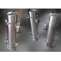 Wholesale 0.1 mm Automatic Backwash Filter For Rivers / V - Shaped Industrial Water Filters from china suppliers