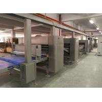 Buy cheap All New Industrial Pita Bread Production Line with Capacity 18000 pcs/hr 15 cm Diameter Pita from wholesalers