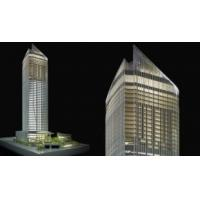 Wholesale Trade Center Building Architectural Model Maker 3D Beautiful With Environmental Materials from china suppliers