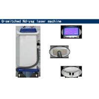 Wholesale medical laser nd yag machine /q switched nd yag laser tattoo removal machine from china suppliers