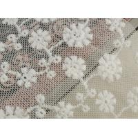 Wholesale french white white bridal lace fabric wholesale from china suppliers