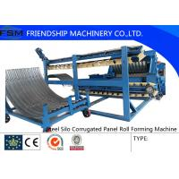 Wholesale PLC Control Steel Silo Forming Machine from china suppliers