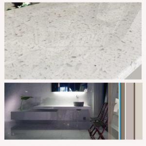 Buy cheap Silestone Quartz/Blanco Marple from wholesalers