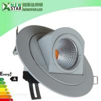 Wholesale 10w Elephant nose design shape LED Downlight, Shopping Mall LED Downlights from china suppliers