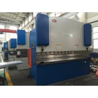 Wholesale Heavy Duty Hydraulic Bending Machine For Steel Sheet , Max Bending Length 3200mm from china suppliers