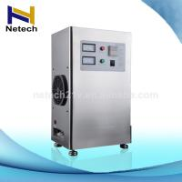 Buy cheap Stainless Steel 2 - 20g Large Ozone Generator / Food Factory Water Treatment Equipment from wholesalers
