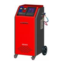 Wholesale Semi-automatic Car AC Recycling Machine , R134a Refrigerant Aircon Machine from china suppliers