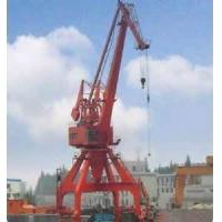 Wholesale adjustable 384KW 45t / 35m Portal hydraulic travelling Crane manufacturers from china suppliers