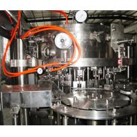 Wholesale Energy drinks, wine bottle glass bottle carbonated filling machine / soft drink machinery from china suppliers