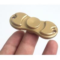 Quality Copper / Aluminum / Titanium Alloy Hand Spinner Toy Autism Anxiety Relief for sale