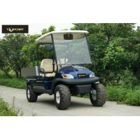 Wholesale Mountain Type Motorized Golf Cart Seal Box Transportation , High Speed Steady from china suppliers