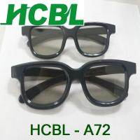 Wholesale Fashion Cinema Comprehensive Solution Made Of 3D Modulator / Passive 3D Glasses / Projector from china suppliers