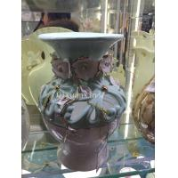 Buy cheap Beautiful Home decoration Vase for flower, home decoration vase,Ceramic small chinese vase cheap with seashell for hotel from wholesalers