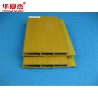 Wholesale Interior Decoration WPC Wall Cladding Wood Plastic Composite Wall Board from china suppliers