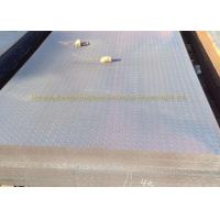 Wholesale Carbon Tear Drop Diamond Composite Steel Deck Checker Steel Plate A36 SS400 from china suppliers