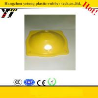 Quality 47mm high round cat eye reflective ABS plastic road stud dia. 200mm/160mm Raised Pavement Marker for sale