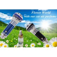 Wholesale Eco-friendly car air purfume with negative ions to purifying car air ,remove smoke in car from china suppliers