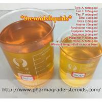 Wholesale CAS 10161-34-9 Tren Anabolic Steroid Yellow Trenbolone Acetate Steroid Powder from china suppliers