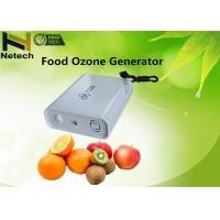 Wholesale Multifunctional Food Odor Free Ozone Generator 100mg Home Freezer Sterilizing Ozonator from china suppliers