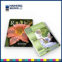 Wholesale Saddle stitch / spiral bound catalogue printing , brochure or full colour leaflet printing from china suppliers