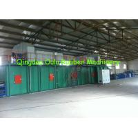 Wholesale Rubber Extrusion Equipment / XPE Foam Machine Production Line Less Labour Required from china suppliers