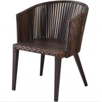 Buy cheap Hot Sale Simple Design High Quality Durable Stable Garden Rattan Wicker Leisure Patio Steel  Chair from wholesalers