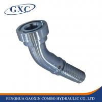 Wholesale 87341 Factory Suply 45 Degree SAE Flange 3000 Psi Hose Flange Fitting from china suppliers