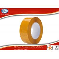 Buy cheap Strong Adhesive Packaging Bopp Tape , Medium & Heavy Carton box sealing tape from wholesalers