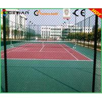 Wholesale Waterproof portable tennis court flooring , table tennis floor mat for match from china suppliers