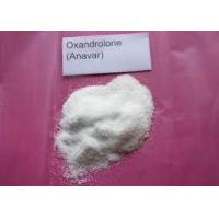 Wholesale High Purity Bodybuilding Anabolic Steroids Oral Oxandrolone Anavar 53-39-4 C19H30O3 from china suppliers