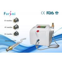 Wholesale Fractional RF microneedle scar treatment Machine  needle depth 0~3 mm adjustable from china suppliers
