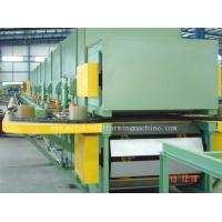Wholesale PU Sandwich Panel Roll Forming Machine With 0.8-1.2 mm Thickness from china suppliers