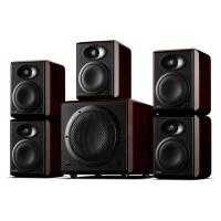 Wholesale OEM High End 5.1 Multimedia Speakers / Subwoofer Monitor Speaker with USB from china suppliers