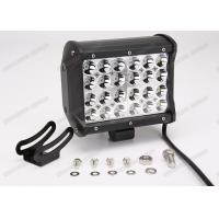 Wholesale 72W Cree 4 Row LED Offroad Light Bar Waterproof With Diecast Alumium Housing from china suppliers