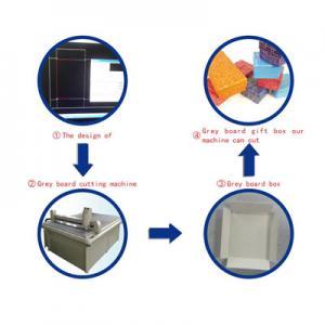 Wholesale gift box sample making cutting machine gift box sample cutter plotter from china suppliers