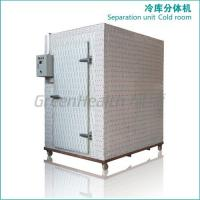 Wholesale Air / Water Cooling Commercial Cold Room Storage W800mm * H1800mm Door from china suppliers