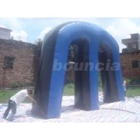 Wholesale Millennium Field Inflatable Paintball Bunker with Durable Plastic Ground Stakes from china suppliers